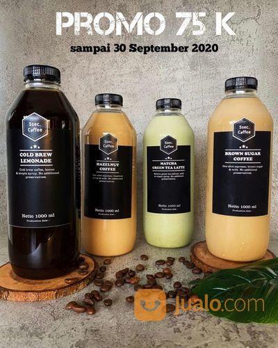 Mister Boba Drinks PROMO semua varian 1 Liter 75 ribu (28255723) di Kota Jakarta Selatan