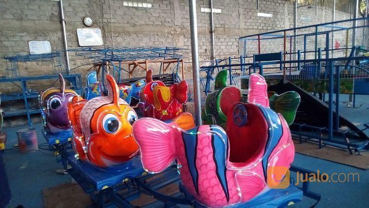 Perosotan Odong Odong Mandi Bola Ikan Nemo Kereta (28258375) di Kab. Kolaka Utara