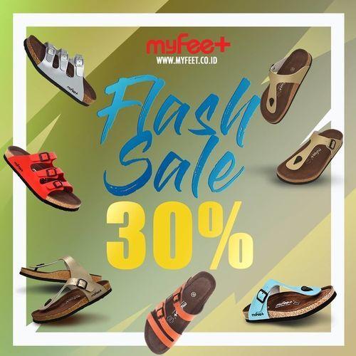 MyFeet Indonesia Flash Sale 30% Off (28283151) di Kota Jakarta Selatan