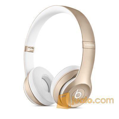 Headphone bluetooth Beats Solo 2 Wireless gold - Bandung (2828916) di Kota Jakarta Barat