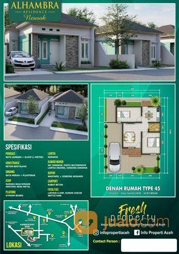 Rumah - Investasi (28324599) di Kab. Aceh Besar