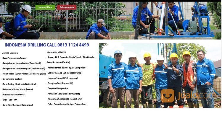 Jasa Bore Hole Camera & Pumping Test Di Tasikmalaya (28363291) di Kab. Tasikmalaya