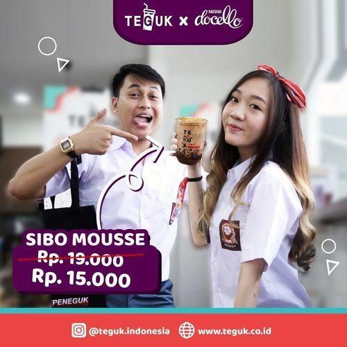 Teguk Indonesia Sibo Mousse Ro. 15.000 (28377999) di Kota Jakarta Selatan