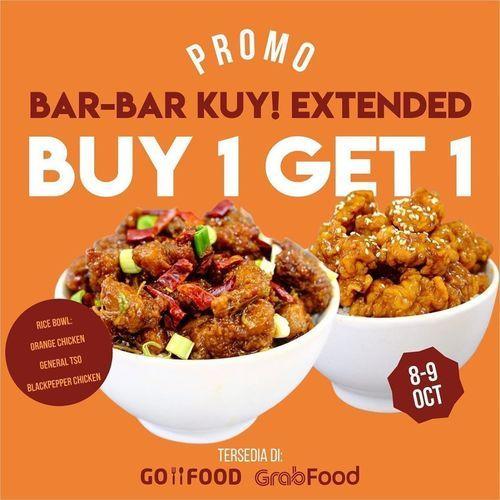 Go-Ban Promo Buy 1 Get 1 (28378947) di Kota Jakarta Selatan