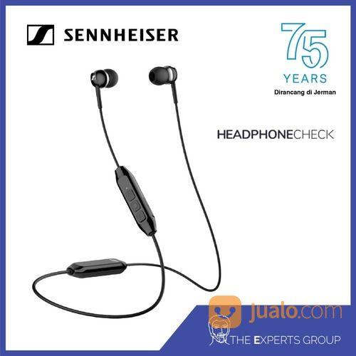 Sennheiser CX 350BT In Ear Wireless Headset Hitam (28400223) di Kota Jakarta Barat