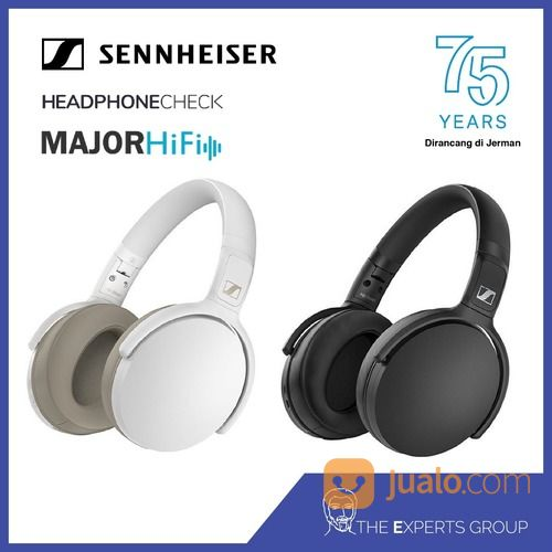 Sennheiser HD 350BT Bluetooth Headphone Black (28401095) di Kota Jakarta Barat