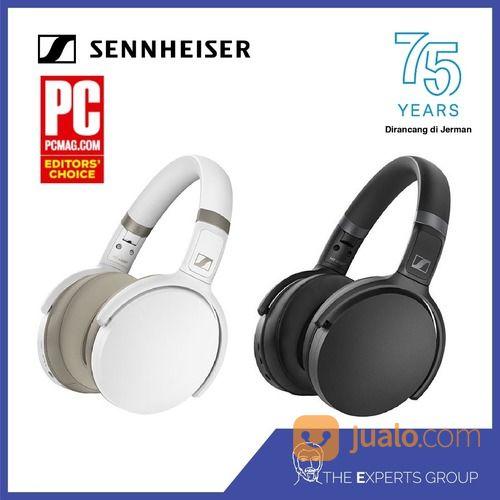 Sennheiser HD 450BT Bluetooth Headphone Hitam (28401203) di Kota Jakarta Barat