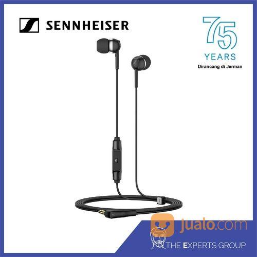 Sennheiser CX 80S 2020 New Model Earphone Black (28401535) di Kota Jakarta Barat