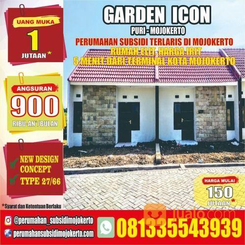 RUMAH SUBSIDI MURAH PURI GARDEN ICON MOJOKERTO (28408439) di Kota Mojokerto