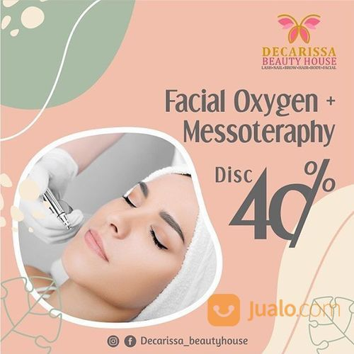 SECARISSA BEAUTY HOUSE PROMO Facial Oxygen DISKON 40% (28440963) di Kota Jakarta Selatan