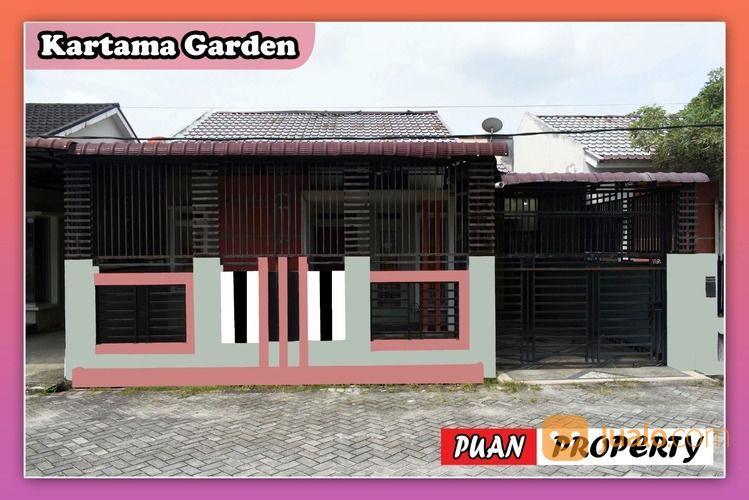 RUMAH SECONDARY SEMI FURNITURE BAGUS SIAP HUNI DI MAHARATU (28448631) di Kota Pekanbaru