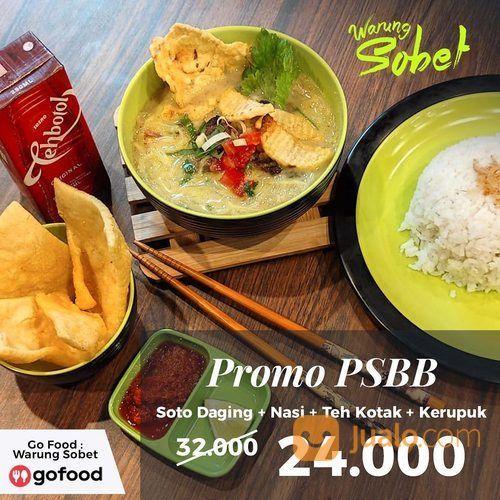 Warung Sobet PROMO PSBB (Pasti Beli Banyak) Dipesannya di Go Food yah WARUNG SOBET (28449963) di Kota Jakarta Selatan