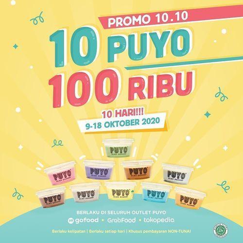 Puyo Dessert 10 Puyo 100 Ribu (28462267) di Kota Jakarta Selatan