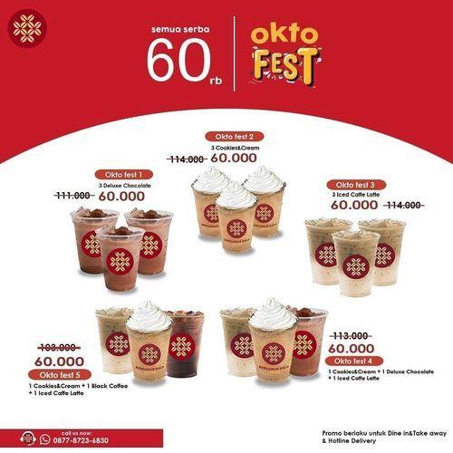 Bengawan Solo Coffee Promo Serba 60 Ribu (28462863) di Kota Jakarta Selatan
