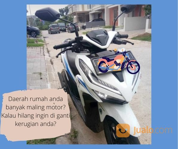 Asuransi (Kehilangan) Motor (28468411) di Kota Tangerang
