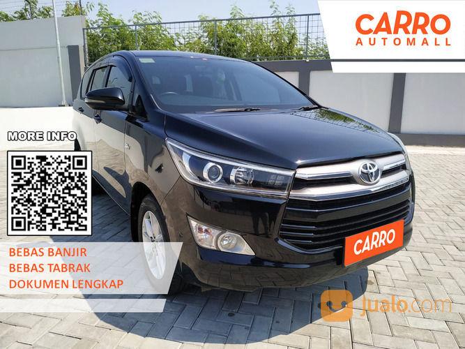 Toyota Kijang Innova 2.0 V AT 2017 Hitam (28474759) di Kota Bekasi