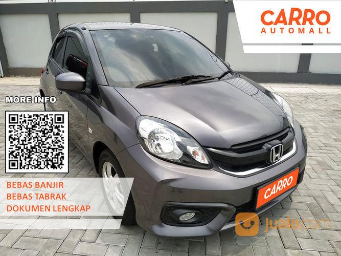 Honda Brio E Satya 1.2 MT 2017 Abu-Abu (28475267) di Kota Bekasi