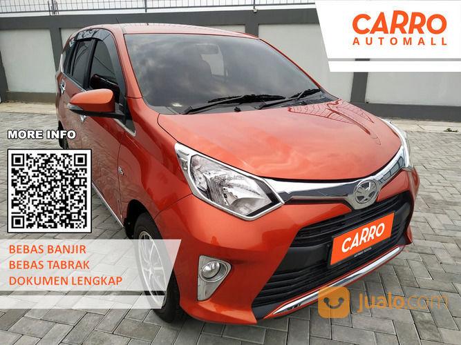 Toyota Calya 1.2 G MT 2018 Orange Metalik (28475451) di Kota Bekasi