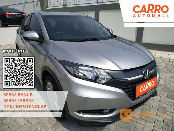 Honda HRV 1.5 E CVT AT 2017 Silver (28476355) di Kota Bekasi