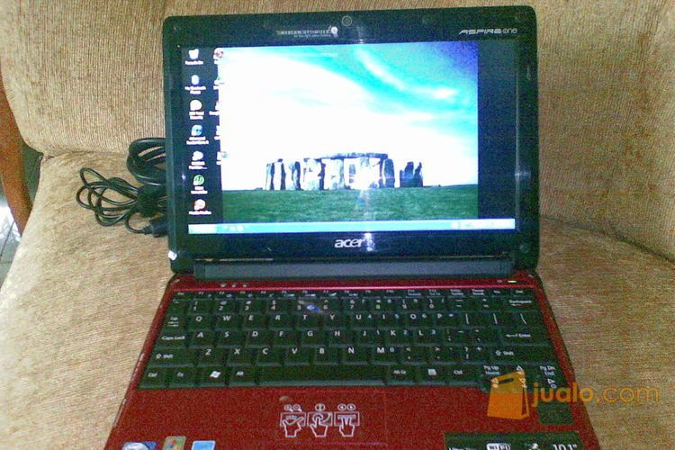 NetBook Acer Aspire One (AO) 531 H (2849553) di Kota Bandung