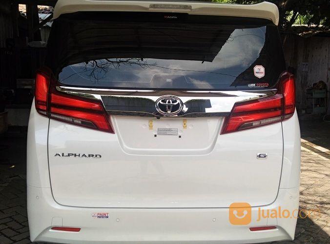 BELI MOBIL DAPAT EMAS Toyota ALPHARD ALL NEW G 2020 (28502331) di Kota Surabaya