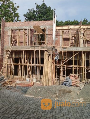 Rumah Cluster 2 Lt Dkt Mesjid Kubah Mas 800 Jt An Di Meruyung Depok (28506207) di Kota Depok