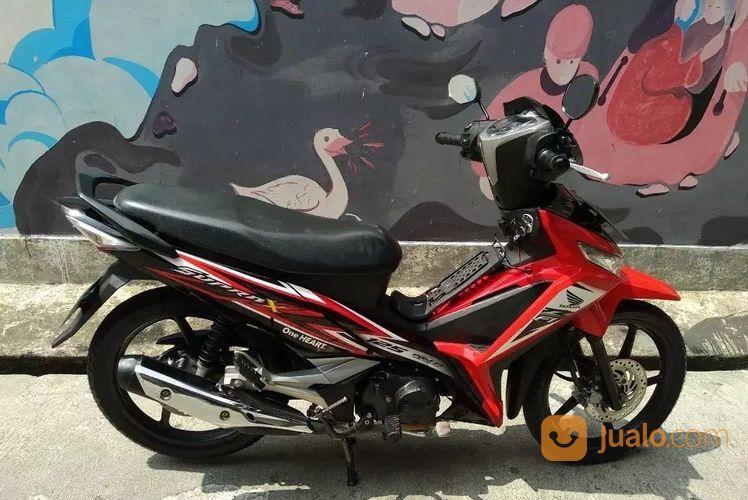 Honda Supra X 125 Tahun 2015 Super Muluss Seperti Baru Siap Pakai.. (28517991) di Kota Bandung