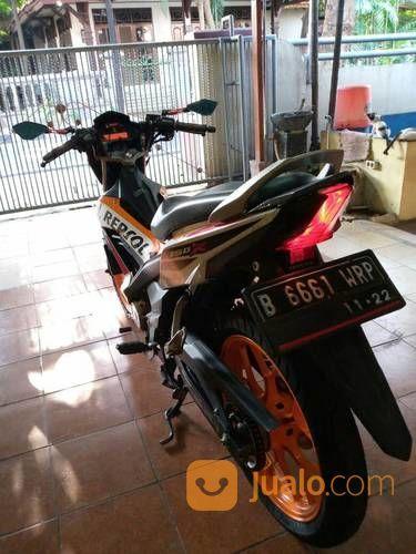 *Sonic 150R - Livery Repsol Special + Nomor Cantik/ B 6661 /Kualita (28522819) di Kota Jakarta Selatan