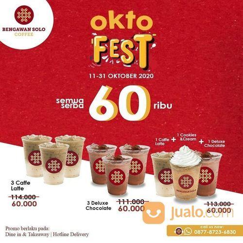 Bengawan Solo Coffee Promo Okto Fest (28525719) di Kota Jakarta Selatan