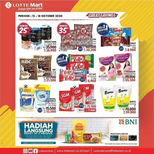 LotteMart Promo Diskon Up To 50% (28525827) di Kota Jakarta Selatan