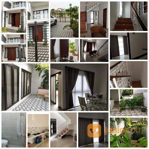 Rumah 2 Lt Desain Modern 1,8 M Nego Di Harjamukti Depok (28530347) di Kota Depok