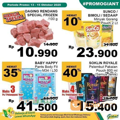 Giant #PromoGiant dengan diskon hingga 40% (28539703) di Kota Jakarta Selatan