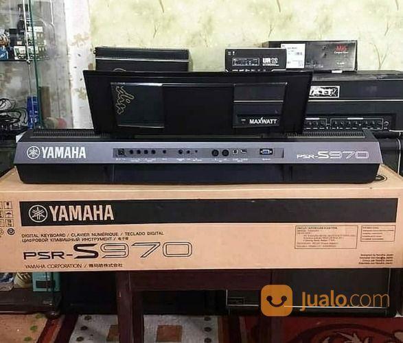 Yamaha Keyboard Psr S970 Original Baru (28540983) di Kota Medan