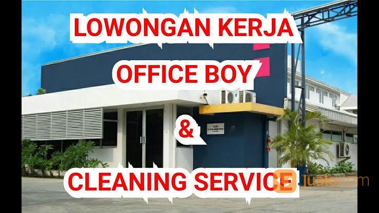Lowongan Kerja Cleaning Service Dan Office Boy Pt Bina Prima Anugerah Jakarta Selatan Jualo