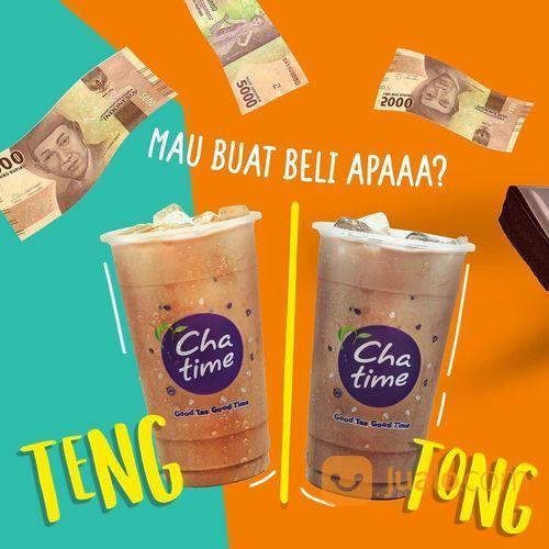 Chatime Promo Varian TENG: Cokelat Mango / TONG: Cokelat Susu (28566587) di Kota Jakarta Selatan