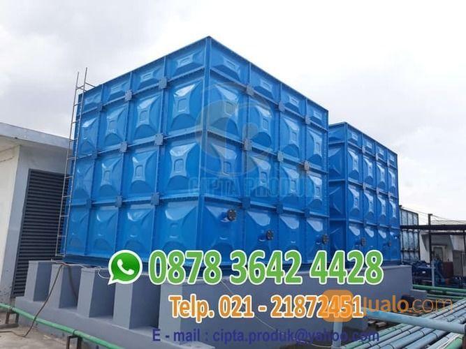 Tangki Toren Panel Frp Warna Biru (28568515) di Kota Bekasi