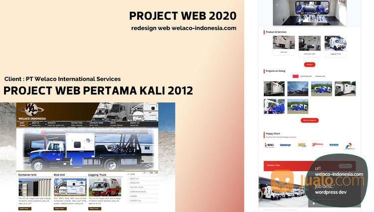 Jasa Pembuatan Website Perusahaan Di Tangerang Selatan (28572543) di Kota Tangerang Selatan