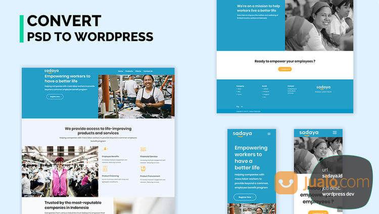 Jasa Pembuatan Website Perusahaan Di Tangerang Selatan (28572551) di Kota Tangerang Selatan