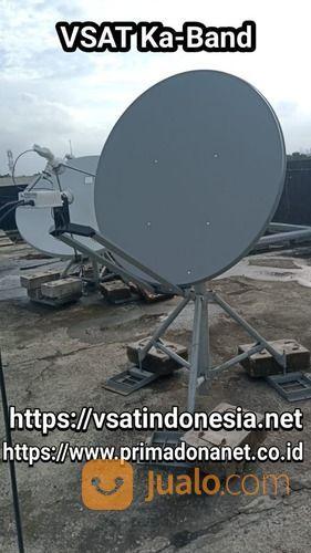 Primadona Net Support Internet Satelit VSAT Ka-Band Murah (28574355) di Kota Jakarta Pusat
