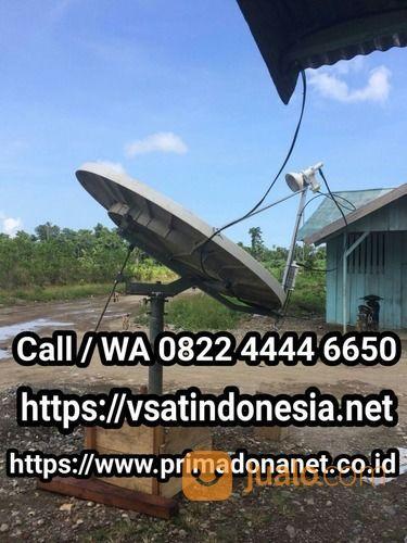 Primadona Net Support Internet Satelit VSAT C-Band Murah (28580303) di Kota Jakarta Pusat