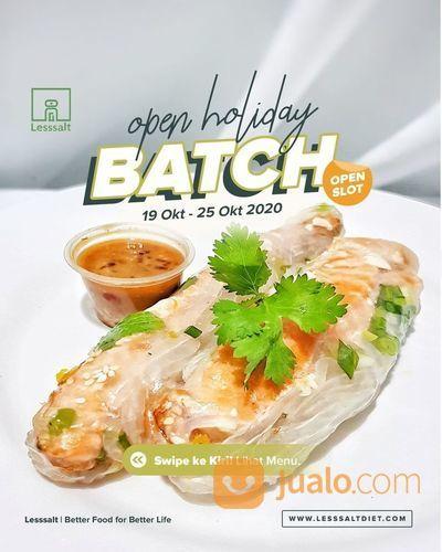 Lesssalt OPEN HOLIDAY BATCH OKTOBER 2020 (28586211) di Kota Jakarta Selatan