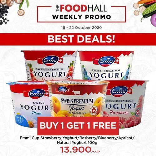 The Food Hall Weekly Promo Up To 50% Off (28595539) di Kota Jakarta Selatan