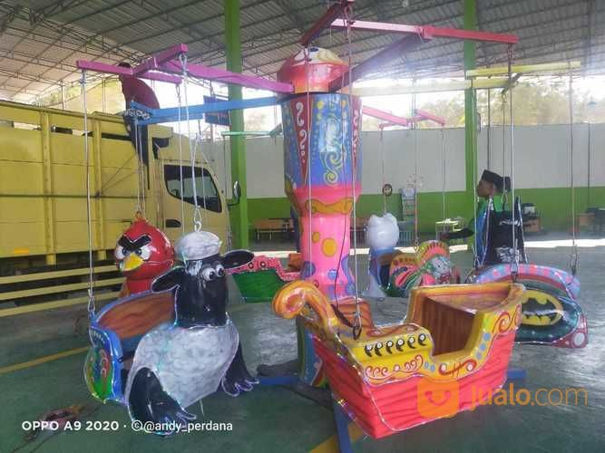Komedi Putar Gantung Fiber Odong Odong Kereta Lantai (28612535) di Kab. Seluma
