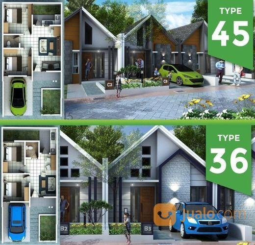 Rumah Setu Bekasi Lokasi Strategis Dekat Akses Pintu Tol & Bebas Banjir (28631407) di Kota Bekasi