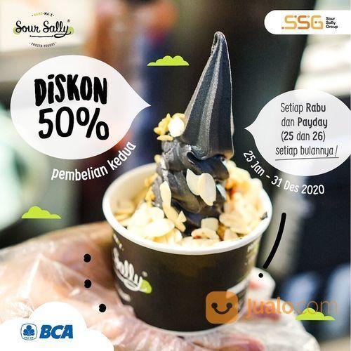 Sour Sally Black Sakura Diskon 50% (28636487) di Kota Jakarta Selatan