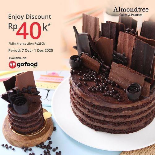 Almond Tree Enjoy Discount Rp. 40k (28636763) di Kota Jakarta Selatan