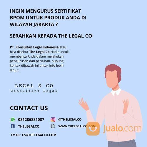 BPOM Jakarta I Jasa Murah (28649347) di Kota Jakarta Selatan