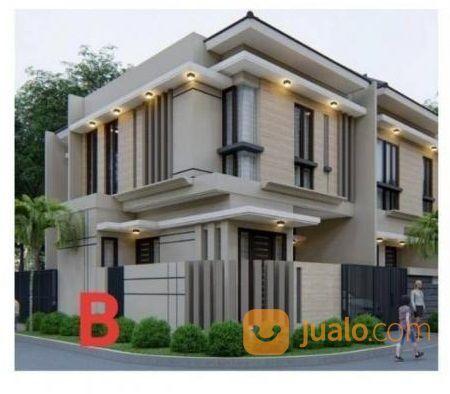 Rumah Baru Gress Pondok Candra (HOOK) Row 3 Mobil (28655099) di Kota Surabaya