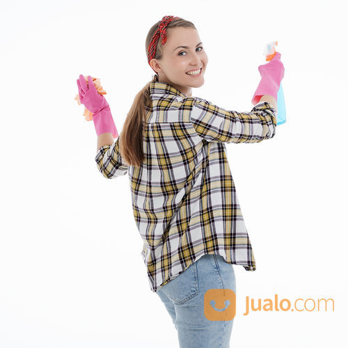 Layanan kebersihan rumah - Raisha Fajar Marrasabessy (28672183) di Kota Tangerang Selatan