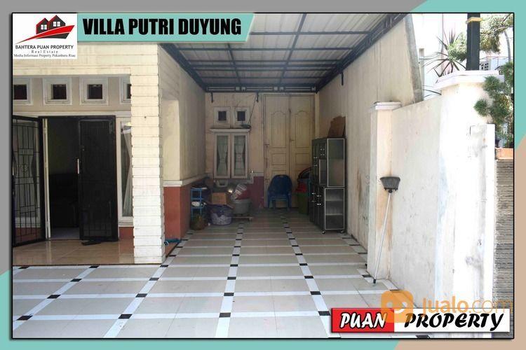 Rumah Second Siap Pakai Jalan Duyung/Nangka (28672723) di Kota Pekanbaru